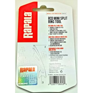 Rapala RCD Mini Split Ring Tool
